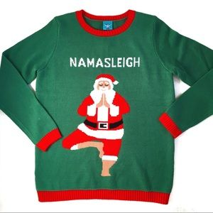 NWT Norther Pole Ugly Christmas Sweater
